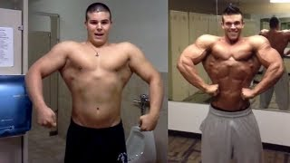 One of Furious Pete Vlogs's most viewed videos: CRAZY STEROID TRANSFORMATION - BEFORE AND AFTER (LESS THAN A YEAR!)