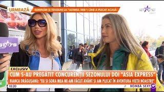 Bianca Drăgușanu pleacă în India! Cum s-au pregătit concurenții sezonului doi