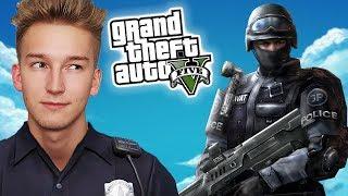 GTA V Policja #11 - JEDNOSTKA SPECJALNA! ️