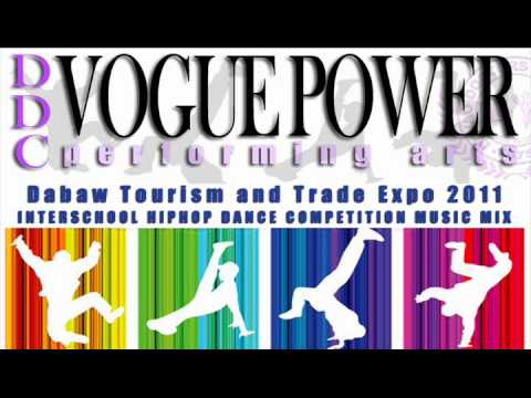 DDC VOGUE POWER 2011 HIPHOP MUSIC MIX