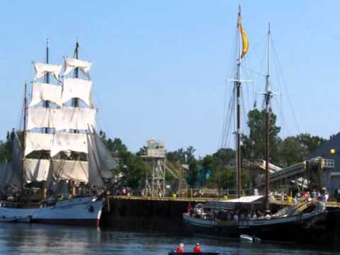 Pugwash HarbourFest - Come Sail with Us.