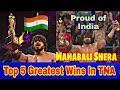 Mahabali Shera Top 5 Greatest wins In TNA (impact wrestling) ! Mahabali Shera top 5 savage Moments!