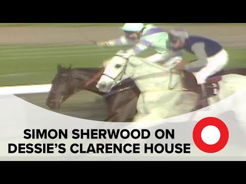 Simon Sherwood reflects on Desert Orchid's Clarence House win
