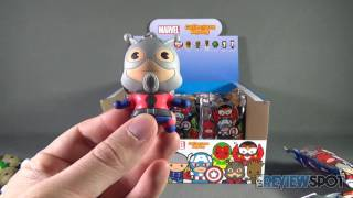 Collectible Spot - Monogram Int. Marvel Figural Keyrings Series 2 CASE UNBOXING!