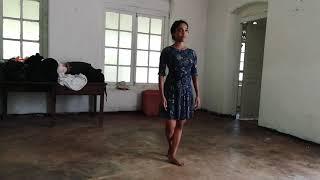 Dinupa Kodagoda   Rehearsing on Location for Kuweni - Music Video
