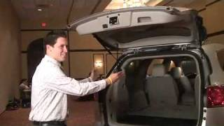 Jonathan Loser of McKinney Buick GMC Talking about the Features of the 2011 Buick Enclave