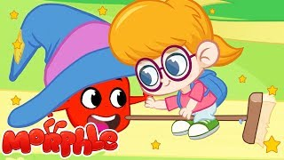 Playing Magical Tag | NEW! | My Magic Pet Morphle | Cartoons for Kids | Fairy Tales & Stories