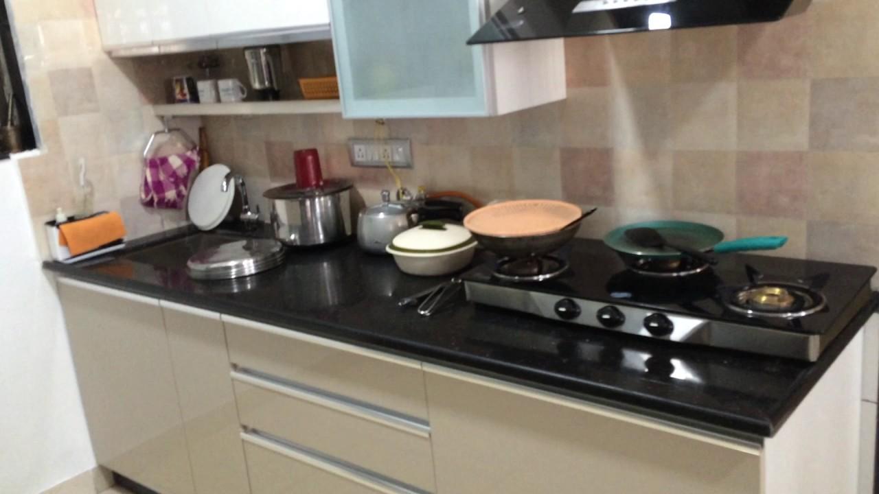 Bella\' Modular Kitchens Pune - YouTube
