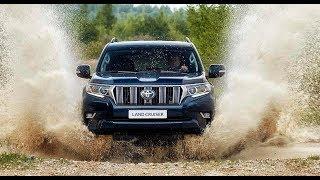 Toyota Land Cruiser Prado 2018 Намибия