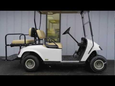 2008 E-Z-GO Electric PDS Golf Cart Campground Special