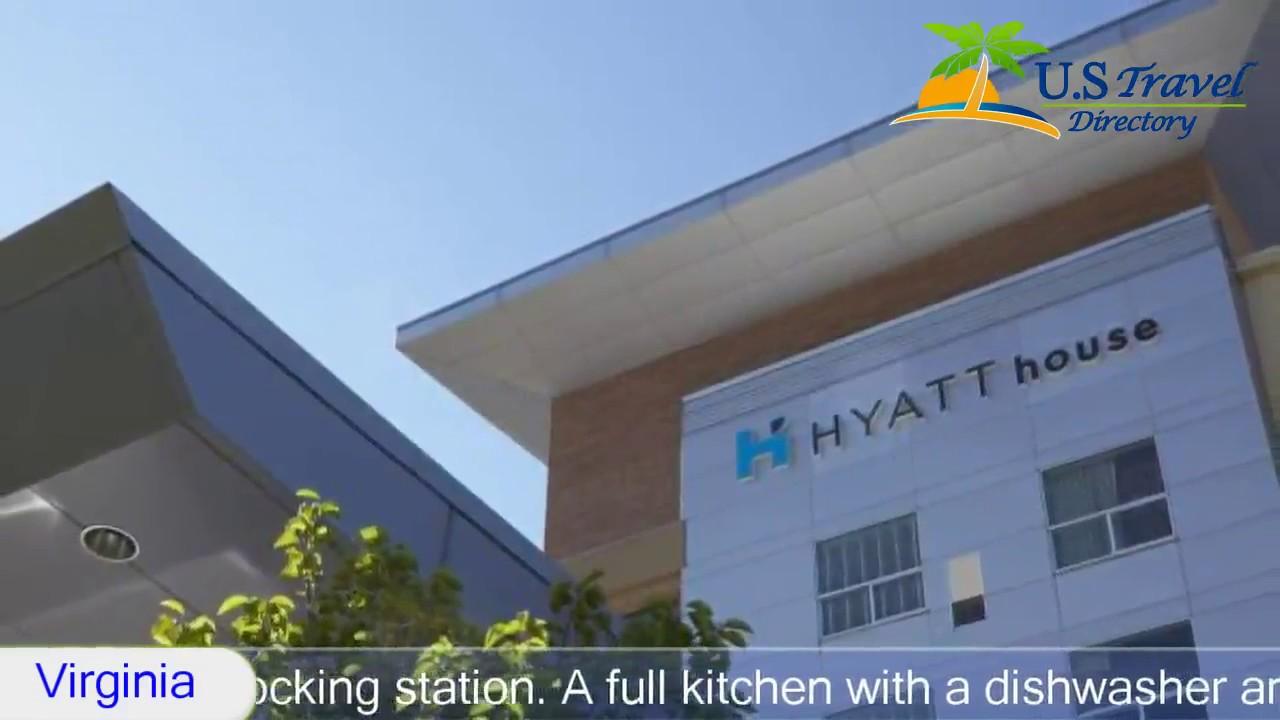 HYATT house Richmond West - Richmond Hotels, Virginia - YouTube