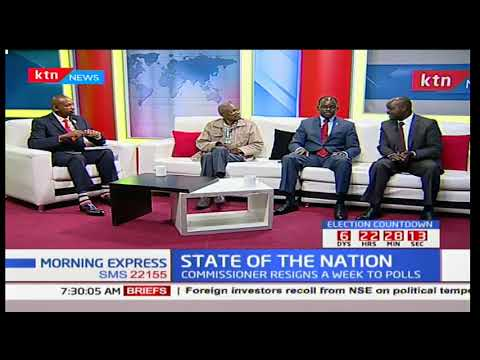 STATE OF THE NATION: Where we are as a country a week to elections
