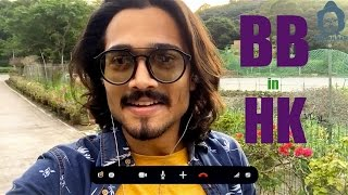 BB Ki Vines (Vlog #1) | BB in HK |