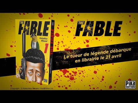 bande annonce de l'album The Fable T.1