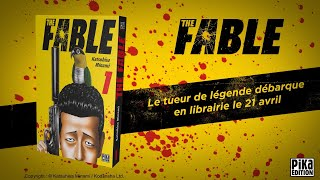 bande annonce de l'album The Fable T.1