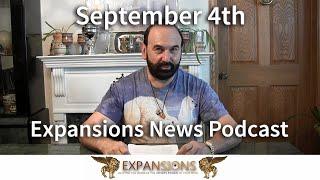 Kuiper Belt Sabatoge, Aliens Galore & Torrents of Earth! - Sept. 4th Podcast
