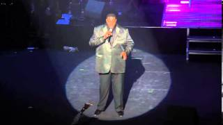 "Abraham McDonald sings ""WAIT FOR LOVE"" Remembering Luther ""The Night I Fell In Love"" Luther Vandross"