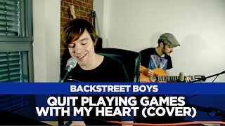 Baixar - Quit Playing Games With My Heart Backstreet Boys Acoustic Cover Guitar Piano Grátis