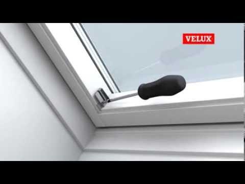 velux rfl installation youtube. Black Bedroom Furniture Sets. Home Design Ideas