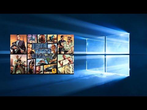 Скачать игру гта 5 на ноутбук windows 10