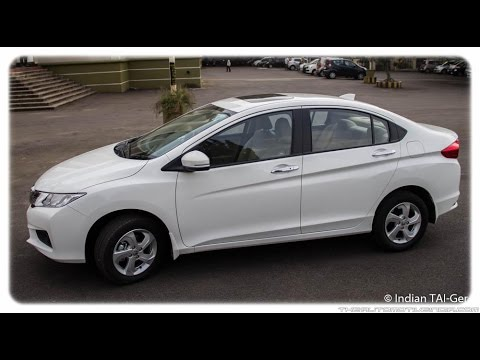 2015 All New Honda City