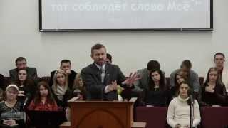 2014.11.16A Церковь Христа Спасителя. Erie, PA.