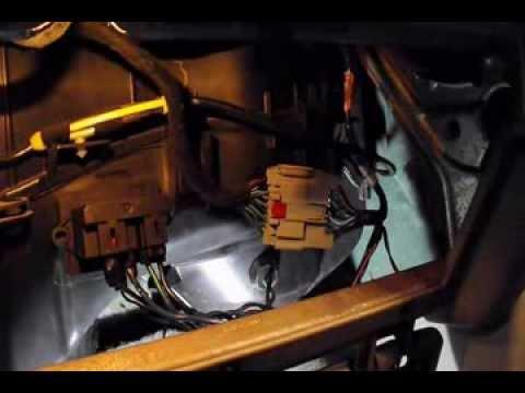 2002 Chrysler Town Amp Country Blower Motor Resistor
