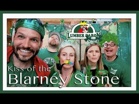Kiss of the Blarney Stone - St. Patrick's Day Special (Comedy Web Series)