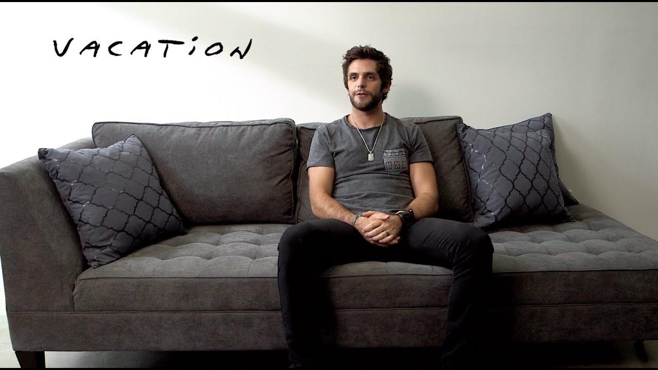 "Thomas Rhett — Behind the song ""Vacation"""