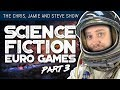 Jamie's Science Fiction Euro Board Game Recommendations