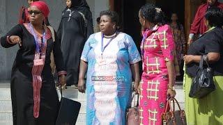 Wabunge Wanawake UKAWA walivyotoka nje ya Bunge wakikataa Kuitwa 'Baby'
