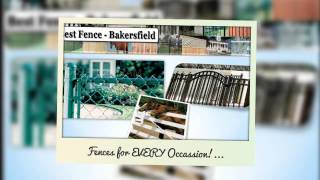 Best Fence Repair Best Fence Bakersfield - New Wood - Vinyl Fences
