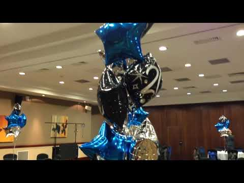 21st birthday party at Mecure St Pauls Hotel Sheffield