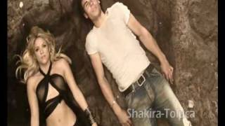 Shakira Gypsy Gitana Instrumental/karaoke With Lyrics Hq
