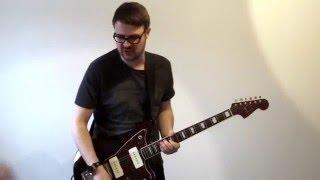 Troy Van Leeuwen Signature Fender Jazzmaster Review