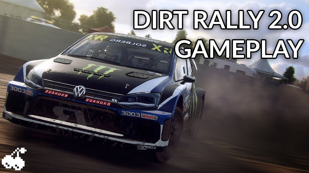 9 minutes of dirt rally 2 0 gameplay new codemasters game. Black Bedroom Furniture Sets. Home Design Ideas