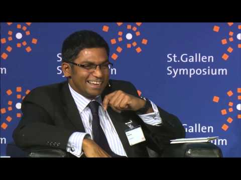 The global economic outlook - 44th St. Gallen Symposium