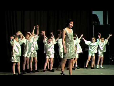 Bugsy Malone - Wimbledon Theatre Train Performing Arts School