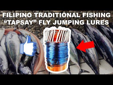 Amazing Filipino Traditional Fishing Style