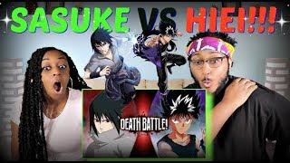 """Download Death Battle! """"Sasuke VS Hiei (Naruto VS Yu Yu Hakusho)"""" REACTION!! Mp3 and Videos"""