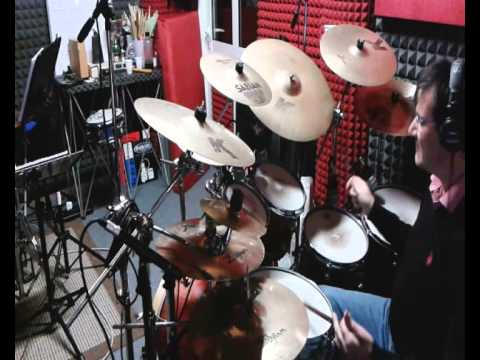 """DIRE STRAITS """"Sultans of swing"""" drum cover"""