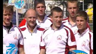 European Championship Rugby 7 Odessa 2010. The best 12