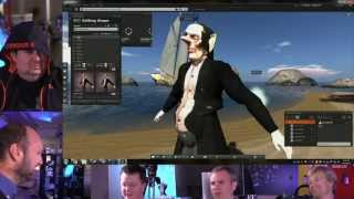 Giant Bomb: Second Life - Unprofessional Fridays
