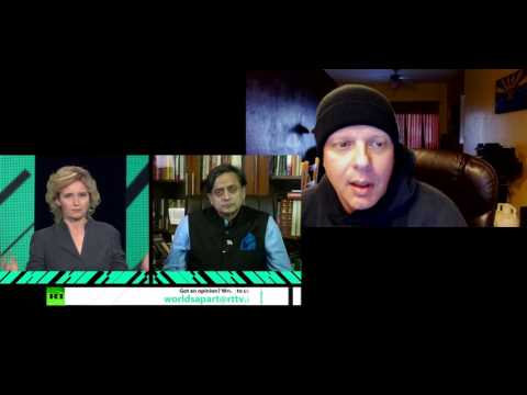 ELECTORAL TRUMPSET Shashi Tharoor - Reaction Video