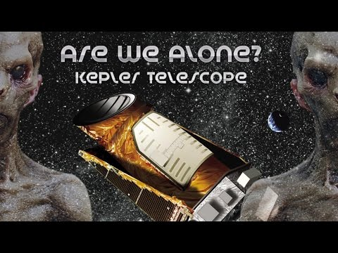 Are We Alone? Episode 1 | Kepler Telescope