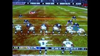 Madden NFL 07 Gameplay Xbox 360 Part 4