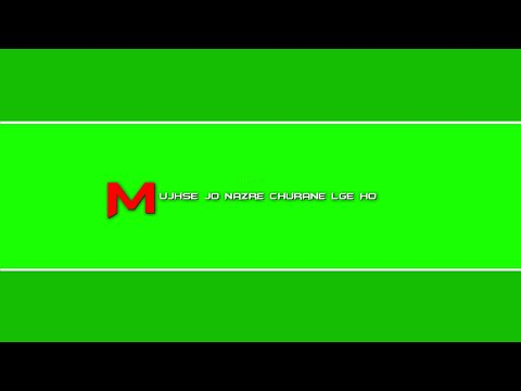 pachtaoge---new-imovie-green-screen-status- -ujjwal-green-screen- 