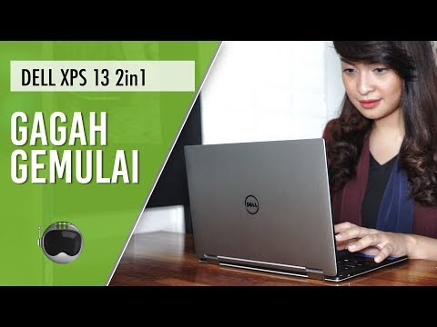 DELL XPS 13 2-in-1 Review Indonesia: Gagah Gemulai
