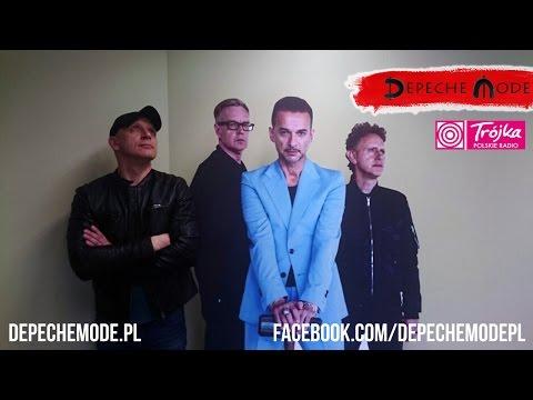 Andrew Fletcher, David Gahan, Alan Wilder - Depeche Mode Spirit / Piotr Stelmach - wywiad w Trójce