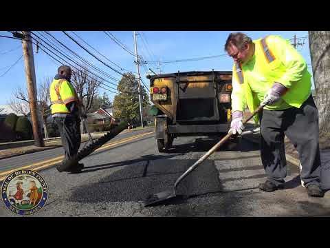 Bergen County, meet your new best friend: The Pothole Killer -- a new machine that repairs 140 per day in the area.